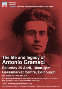 Gramsci poster